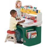 Masuta birou pentru copii Art Master Activity Desk Verde {WWWWWproduct_manufacturerWWWWW}ZZZZZ]