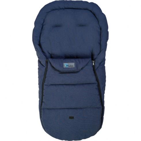 Sac de dormit Altabebe Confort Line albastru inchis