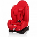 Scaun auto Coto Baby Strada Pro rosu cu Isofix