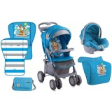 Carucior Bertoni - Lorelli Foxy blue Adventure 2 in 1 2016