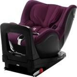 Scaun auto Britax - Romer Swingfix i-Size cu Isofix burgundy red