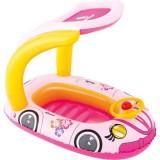 Barca gonflabila Bestway roz