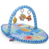 Covoras de joaca Cangaroo Happy Space JL 614 2B blue