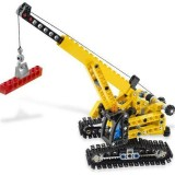 LEGO Technic Macara pe Senile 2 in 1 9391