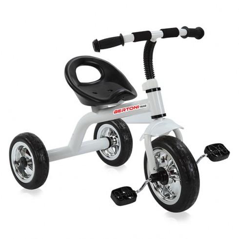 Tricicleta Bertoni - Lorelli A28 white
