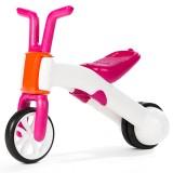 Bicicleta fara pedale Chillafish Bunzi 2 in 1 roz
