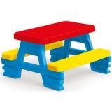 Masa BabyGo pentru picnic si activitati