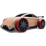 Masinuta din lemn Automoblox C9-R sport Originals