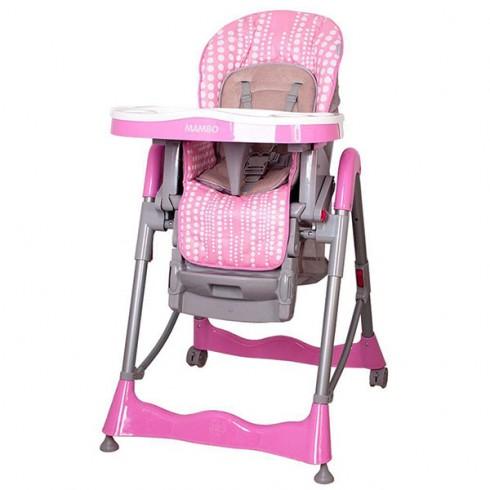 Scaun de masa Coto Baby Mambo roz