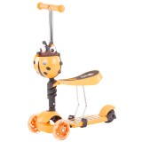 Trotineta Chipolino Kiddy Evo orange {WWWWWproduct_manufacturerWWWWW}ZZZZZ]