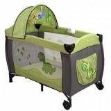 Patut Coto Baby Samba Lux verde
