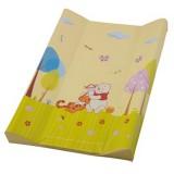 Saltea de infasat cu intaritura Rotho Baby Design Soft Disney winnie the pooh