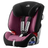 Scaun auto Britax - Romer Multi-Tech III wine rose