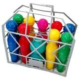 Set bowling Super Plastic Toys Colour Fun