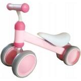 Tricicleta fara pedale Ecotoys JM-118 roz