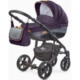 Carucior Camini Frontera 2 in 1 purple