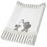 Saltea de infasat cu intaritura Rotho Baby Design Soft elephant