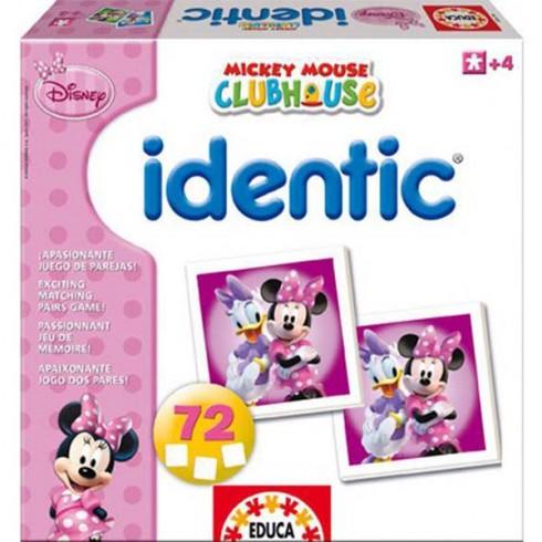 Joc Educa Identic Minnie