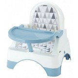 Scaun de masa Thermobaby Edgar 3 in 1 myosotis blue