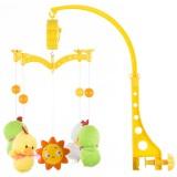 Carusel muzical pentru patut Chipolino Two green Ducks {WWWWWproduct_manufacturerWWWWW}ZZZZZ]