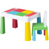 Set masuta cu scaun Tega Baby Multifun multicolor