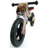 Bicicleta fara pedale Milly Mally GTX fireman