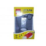 Breloc cu lanterna LEGO placa argintie (LGL-KE52GS-S) {WWWWWproduct_manufacturerWWWWW}ZZZZZ]