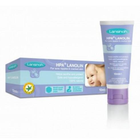 Crema Lansinoh HPA Lanolin x10 ml