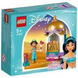 LEGO Disney Micutul Turn al Jasminei 41158