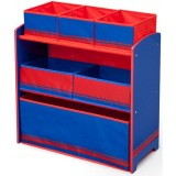 Organizator Delta Children Love Blue Red