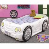 Patut Plastiko Sleep Car Tip 2 alb