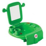 Chiuveta pentru copii OkBaby Space verde