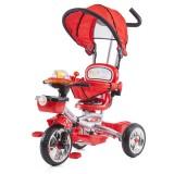 Tricicleta Chipolino Friends red 2014
