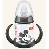 Biberon Nuk Disney Mickey Mouse 150 ml negru