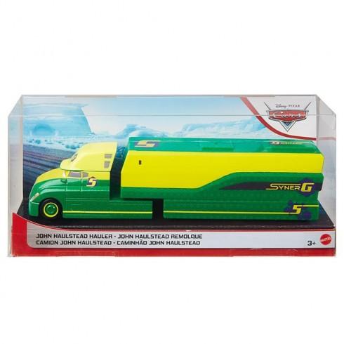 Camion Disney Cars by Mattel John Haulstead Hauler din metal {WWWWWproduct_manufacturerWWWWW}ZZZZZ]