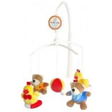 Carusel muzical Baby Mix Bears & Ducks