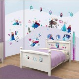 Kit decor Walltastic Disney Frozen