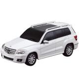 Masinuta Rastar Mercedes Benz GLK RC 1:24 alb
