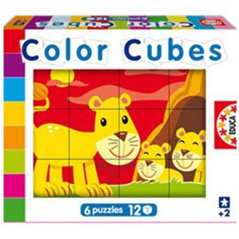 Puzzle Educa Cub Mom & Baby