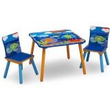 Set masuta si scaune Delta Children Ocean