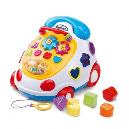Telefon multifunctional Baby Mix Be Smart