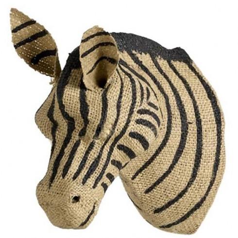 Decoratiune perete Quax Trofeu Zebra