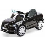 Masinuta electrica Toyz Audi A3 2x6V black