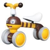 Tricicleta fara pedale Ecotoys Albinuta LC-V1308 galben