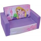 Canapea extensibila Fun House Disney Princess