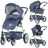 Carucior Chipolino Fama 2 in 1 marine blue
