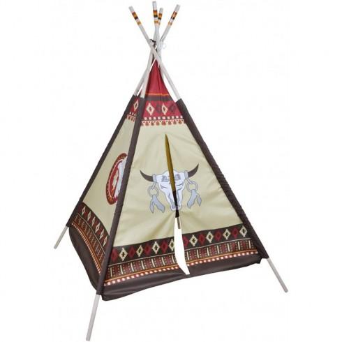 Cort de joaca Knorrtoys Tipi Indianer