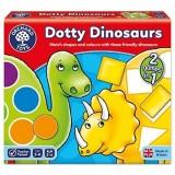 Joc educativ Orchard Toys Dinozaurii cu pete