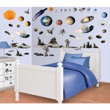 Kit decor Walltastic Space Adventure