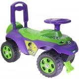 Masinuta de impins MyKids Music 0142R02 verde violet